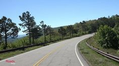Only a couple of hours from a major metroplex, this great Ozark driving road is true motorcycle riding road bliss, with only a couple of side roads and plentiful overlook points.  No need to worry, trucks are not allowed, and parallel roads that run through the valleys below, are a faster route for the locals.  Daily Road Trip - RoadsToGo.com - Best Driving Roads Checkout our videos and Blog on www.members.roadstogo.com  #motorcycle,#drivingroad,#bestroad,#roadtrip,#travel,#automobile