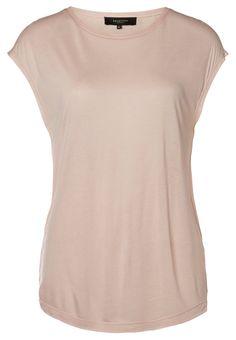 Selected Femme TShirt print peach whip Bekleidung bei Zalando.de | Material Oberstoff: 96% Cupro, 4% Elasthan | Bekleidung jetzt versandkostenfrei bei Zalando.de bestellen!