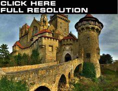 Castillo Austria Leoben CASTLE KREUZENSTEIN Ciudades