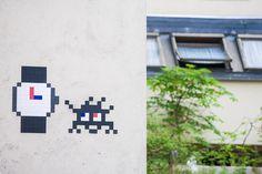 Space Invaders @ Paris   Flickr: Intercambio de fotos