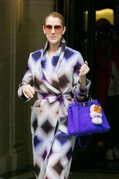 Céline Dion's Got a New, Covetable Look
