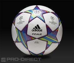 UEFA CL Ball 2012