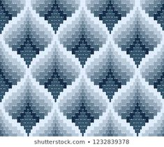 Seamless Knitting Pattern Stock Images in HD and millions of other royalty-free stock photos, illustrations, and vectors in the Shutterstock collection. Bargello Needlepoint, Bargello Quilts, Broderie Bargello, Bargello Quilt Patterns, Needlepoint Patterns, Cross Stitch Patterns, Folk Embroidery, Embroidery Stitches, Embroidery Patterns