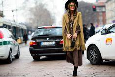 Milan Men's Fashion Week Fall 2015 - Milan Men's Fashion Week Fall 2015 Street Style Day 3
