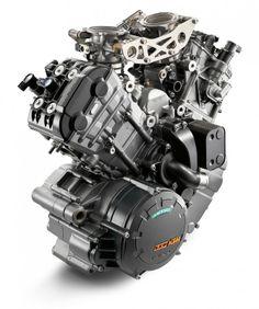 KTM Considering & Motorcycles in India? ktm v twin engine - Sokakpost Ktm Duke, Motorcycles In India, Ktm Super Duke, Ktm Rc8, Ktm Adventure, Dual Sport, Motorcycle Engine, Street Tracker, New Engine