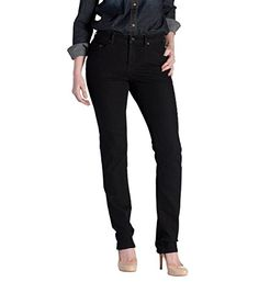 Jag Jeans Womens Hayward Slim Black 14 * Check out the image by visiting the link.