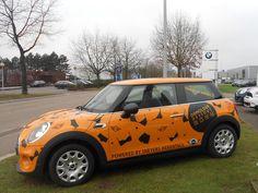 """Popatrz na ten projekt w @Behance: """"Car wrap & sticker designs"""" https://www.behance.net/gallery/18252349/Car-wrap-sticker-designs"""