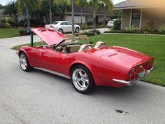 1972 Corvette Stingray Convertible