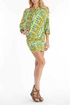 Classique Dolman Dress