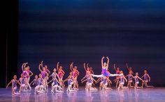 Students of Ballet San Jose School in BSJ's 2012 Gala Performance