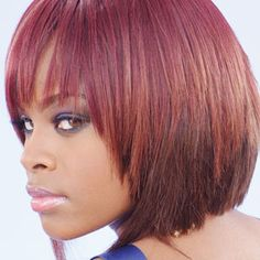 Black Weave Hairstyles for Short, Medium, or Long Hair - Black Extension Hairstyles - Real Beauty