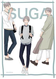Embedded Anime Boys, Manga Anime, Comic Anime, Cute Anime Guys, Sugawara Haikyuu, Daisuga, Haikyuu Fanart, Haikyuu Anime, Sacha Pokemon