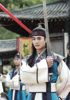 Minho as Soo Ho in Hwarang.