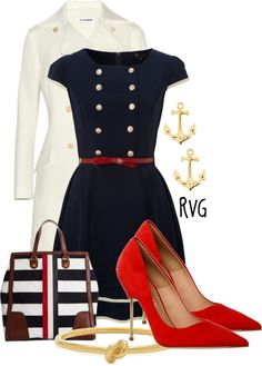 """Sailing Away"" by r-viviane16 on Polyvore"