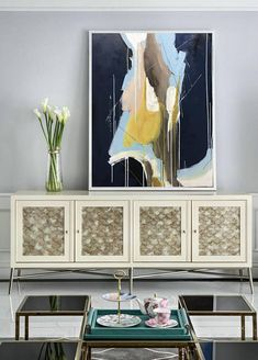 Original Large Abstract Painting Wall Art Wall Decor Modern Art Original Painting with Texture Abstract Painting On Canvas by Julia Kotenko