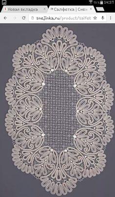 Crochet Crafts, Crochet Doilies, Crochet Lace, Crochet Stitches, Bobbin Lace Patterns, Doily Patterns, Crochet Patterns, Bruges Lace, Romanian Lace