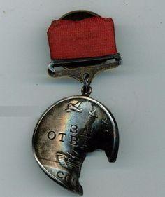 медаль,спасшая жизнь