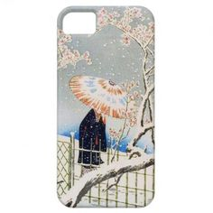 Japanese Cherry Blossoms iPhone 5 Case?rf=238678273414370086