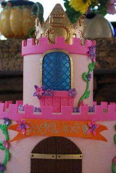 Angelina turns 5 | CatchMyParty.com