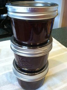 Canning Homemade!: Canning Chocolate - Chocolate Black Cherry Sundae Topping