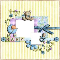 "RB Frames ~ ""Baby Boy"""