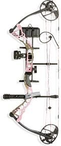 A bow fitted for a huntress! Diamond has taken the grow-with-you Infinite Edge to a whole new level with the Infinite Edge Pro Compound Bow. Adding even more draw length range and boosting the letoff, the Infinite Edge Pro meets the needs of a whole new category of shooters. A great bow for women, younger hunters, and developing archers, the Infinite Edge Pro offers incredible adjustability to match the archer's development.
