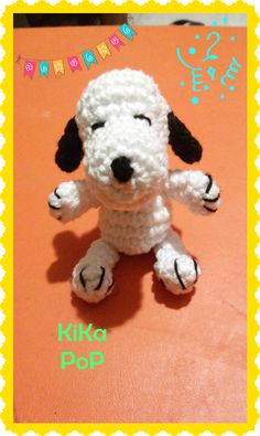 Snoopy 7cm