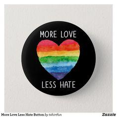 Rainbow Heart, Rainbow Pride, Globe Art, Watercolor Heart, Chalkboard Art, Chalkboard Doodles, Gay Pride, Bisexual Pride, Custom Buttons