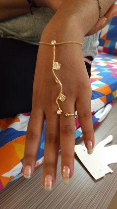 Hand chain for wedding