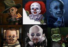 Baby horror