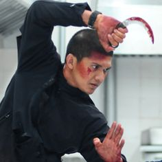 The Raid 2 - Iko Uwais - The kitchen scene- what....i mean.....really i.....i cant. The best!