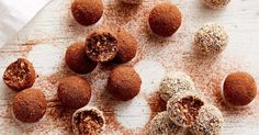 Made with coconut and rolled oats, these Milo bliss balls are the perfect on-the-go snack.