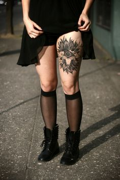 Oh my god... if I ever get another tattoo, it would be like this.
