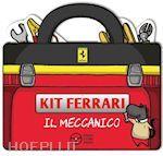Prezzi e Sconti: #Kit ferrari il meccanico  ad Euro 9.90 in #Libri per bambini e ragazzi #Panini franco cosimo