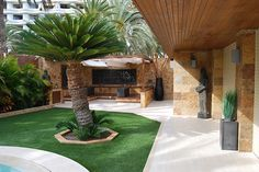 Garden renovation in Maspalomas
