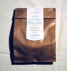Short Pastry biscuits - Pack by Sensazione Grafica studio