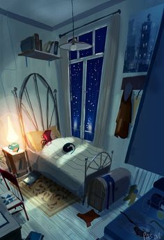 Never too old for a night light #pascalcampion