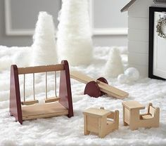 Westport Doll Schoolhouse Accessory Set #pbkids