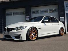 Nice set up. BMW