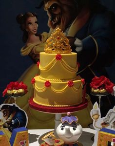 Adorable Beauty And The Beast Wedding Decoration Ideas You Should Try 55