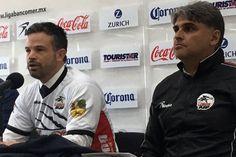 Rafael Puente Jr., técnico de Club Lobos BUAP Oficial