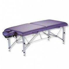Luna Mage Table Is A Light Weight Bed Made With An Aluminium Frame By The