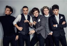 Louis Tomlinson, Liam Payne, Harry Styles, Niall Horan, and Zayn Malik Niall Horan, Zayn Malik, Wallpaper One Direction, One Direction Fotos, I Love One Direction, 0ne Direction, Liam Payne, Louis Tomlinson, Taylor Lautner
