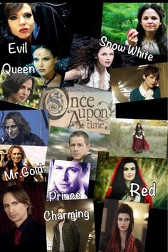 Mr. Gold should say Rumplestiltskin considering all the others are the fairy tale characters