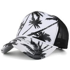 ce3632f55f789 ... cap directly from China baseball cap Suppliers  Fashion 2017 Baseball  caps Women Men Coconut Tree Printing Baseball Cap Snapback Hip Hop Flat Hat  Gorras ...