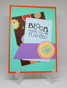 Blooms everywhere by Ginadapooh on Etsy