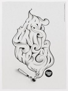 Creative Typography, Graphic, Design, Art, and Lettering image ideas & inspiration on Designspiration Graffiti Art, Alphabet Graffiti, Graffiti Lettering, Typography Love, Typography Poster Design, Creative Typography, Lettering Design, Poster Designs, Images Alphabet