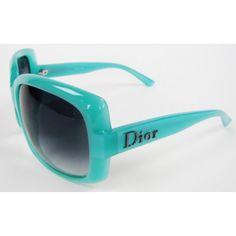 Dior Turquoise 60's 1 Sunglasses