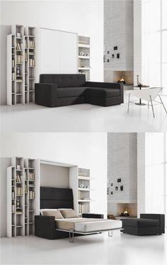 lit escamotable avec canape integre ikea recherche. Black Bedroom Furniture Sets. Home Design Ideas