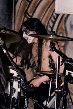 Satyricon - Frost (1996)